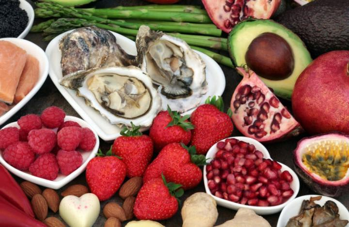 Natural Aphrodisiac Foods for Men