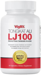 VigRX Tongkat Ali Testosterone Booster