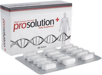 ProSolution Plus stop premature ejaculation supplement