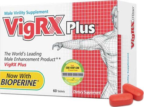 VigRX Plus Pills Male Enhancement Supplement