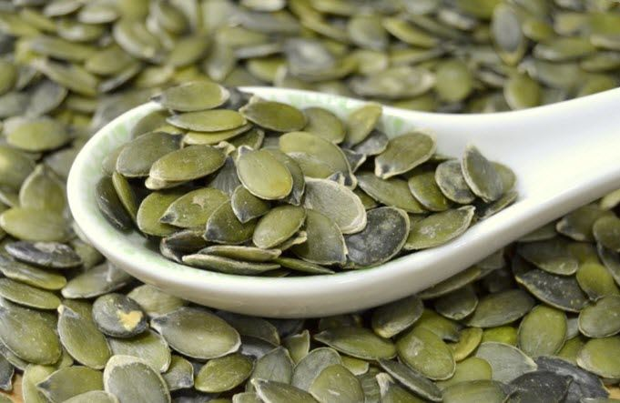 Green Pumpkin Seeds