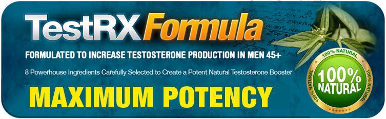 TestRX Natural Ingredients