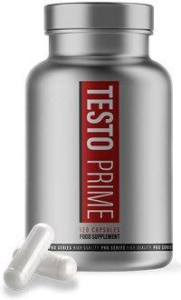 TestoPrime, all-natural testosterone support