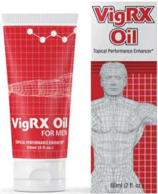 VigRX Oil Topical Lubricant For Enhanced Erections