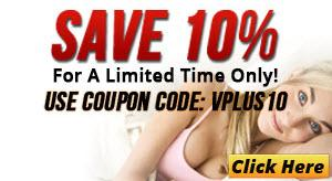 VigRX Plus Coupon - Save 10%