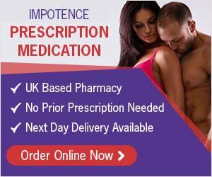 Impotence Treatment - Prescription Medication