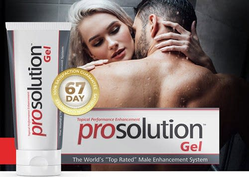 Couple and ProSolution Gel