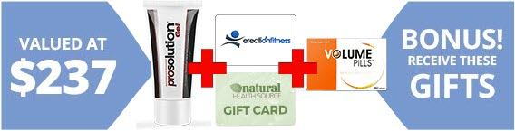 Buy 12 Boxes of ProSolution Plus, Get Free Gift Bonuses