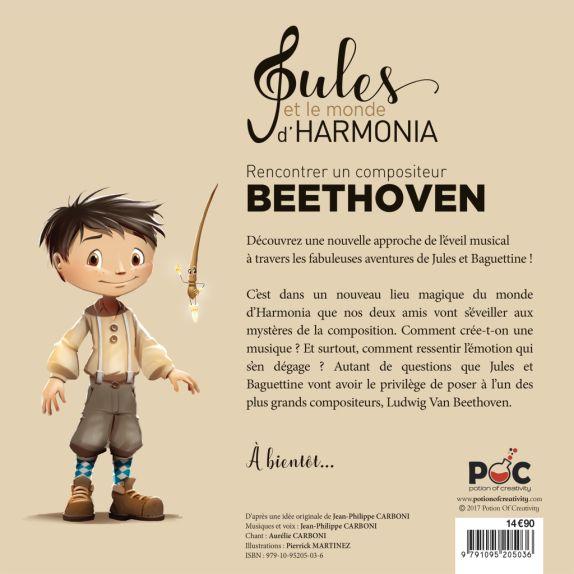Jules et le monde d'Harmonia, Beethoven 7
