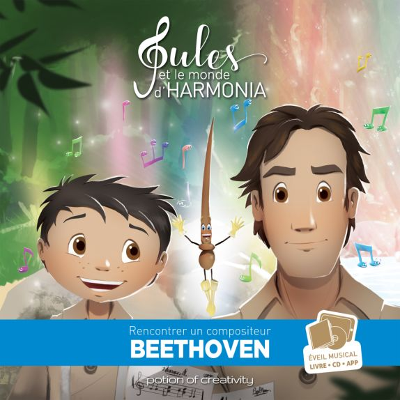 Jules et le monde d'Harmonia, Beethoven 10