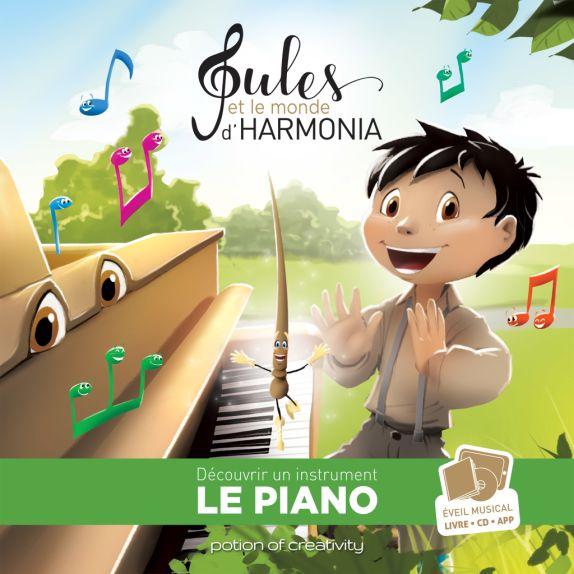 Jules et le monde d'Harmonia, Le Piano 3