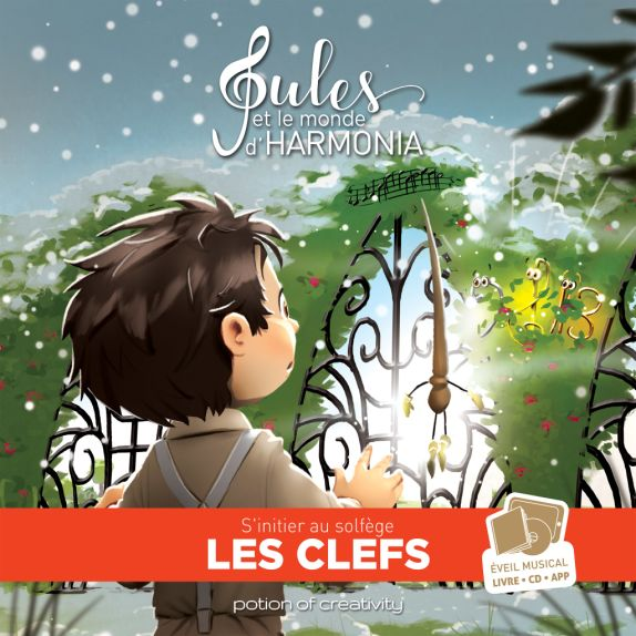 Jules et le monde d'Harmonia, Les Clefs 10