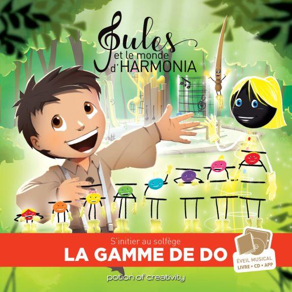 Jules et le monde d'Harmonia, La Gamme de Do 8