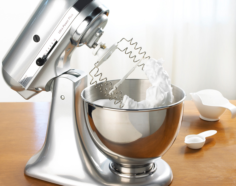 POURfect Whisk-A-Bowl Turbo Speed fits KitchenAid Mixers Made in the USA