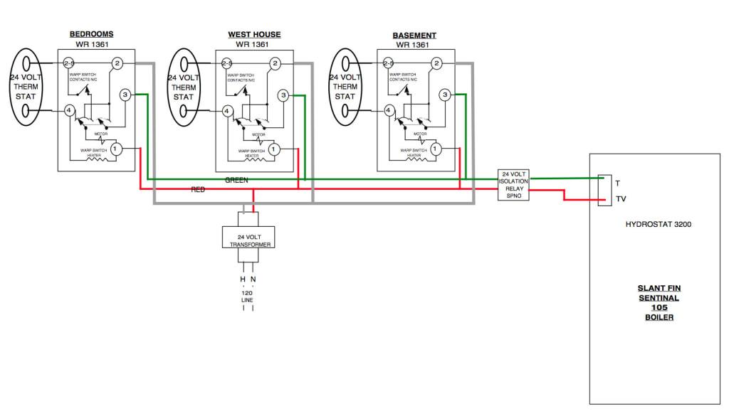 90T40F1 White Rodgers 90T40F1 Transformer 40VA 60 Hz 120V