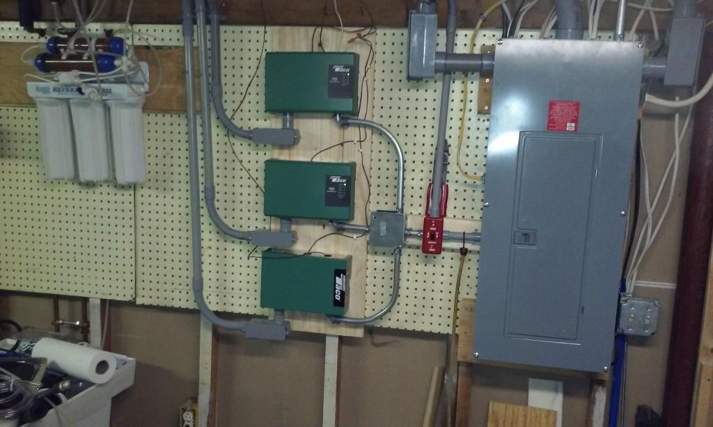 SR5014 Taco SR5014 1 Zone Switching Relay