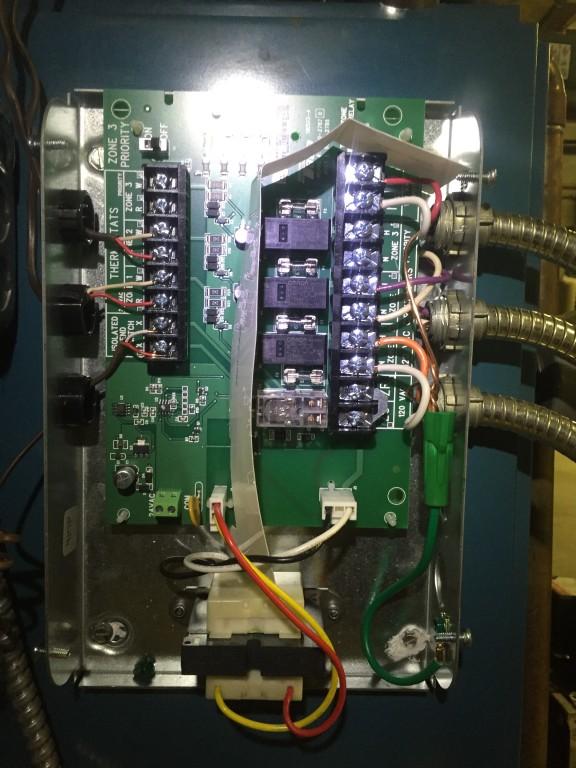 SR5034 Taco SR5034 3 Zone Switching Relay