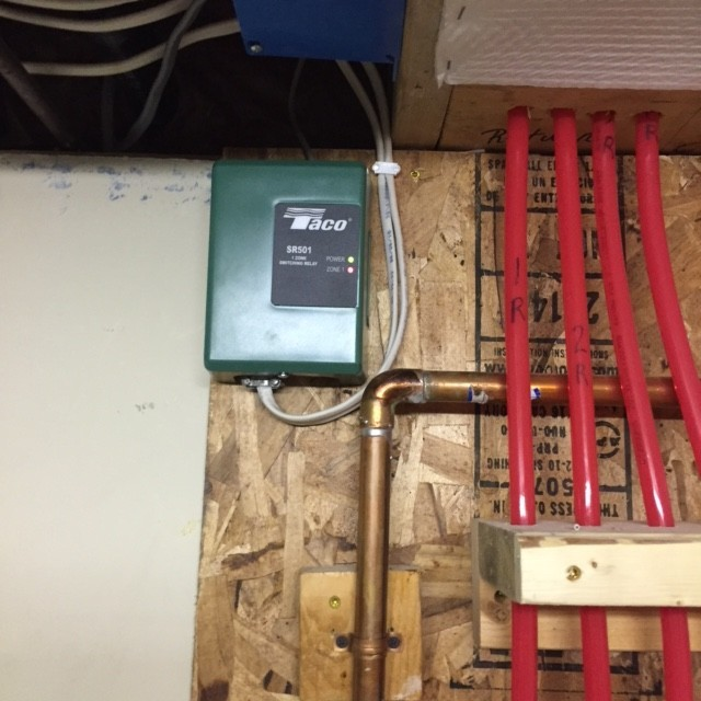 SR5044 Taco SR5044 4 Zone Switching Relay