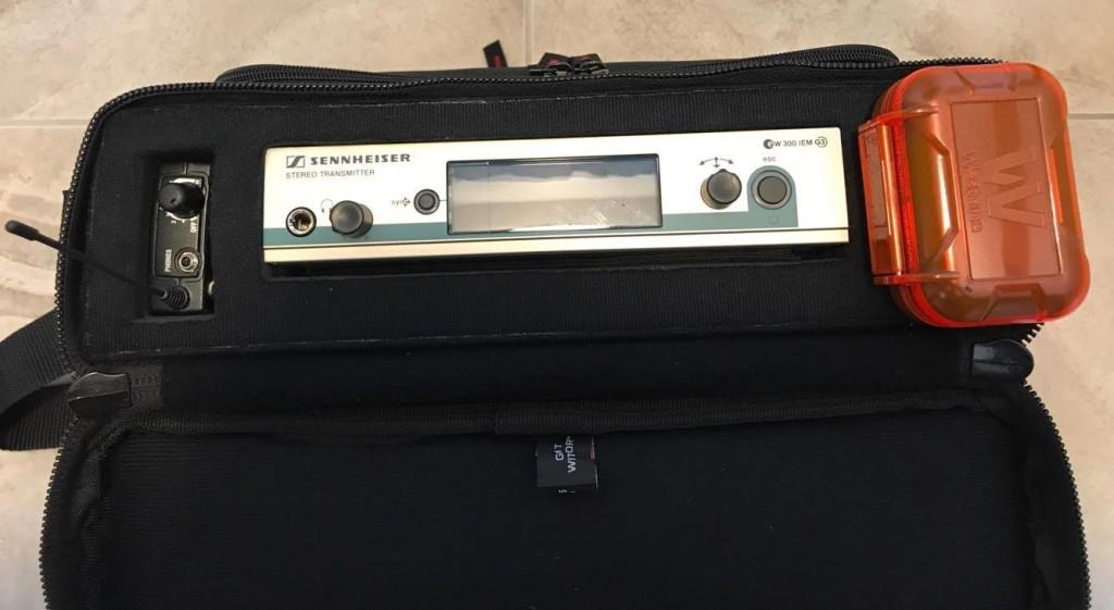 Gator GM-1W Wireless System Bag