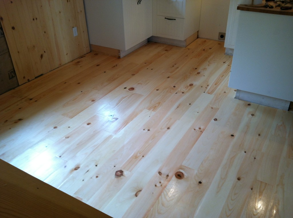 White Pine Flooring Home Ideas