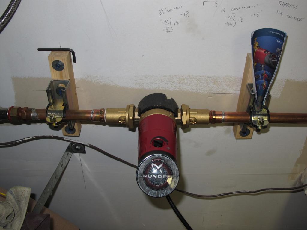 97525922 Grundfos Up10 16bu Atlc 1 4 Union 115v Boiler Wiring Diagram Pump W Check Valve Line Cord Aquastat And Timer