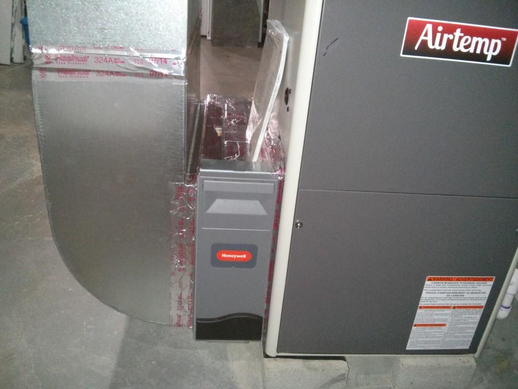 "F100F2010 - Honeywell F100F2010 - Media Air Cleaner - 20"" x 25"" (2000 cfm)"