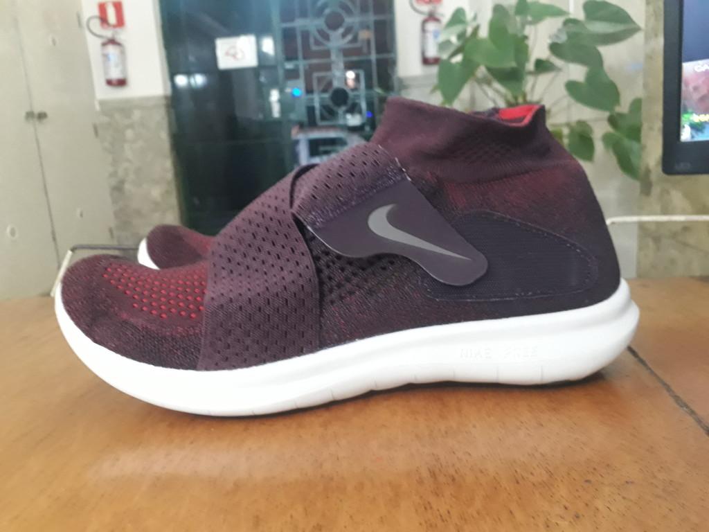 8865510ed3 Tênis Nike Free RN Motion Flyknit 2017 Masculino