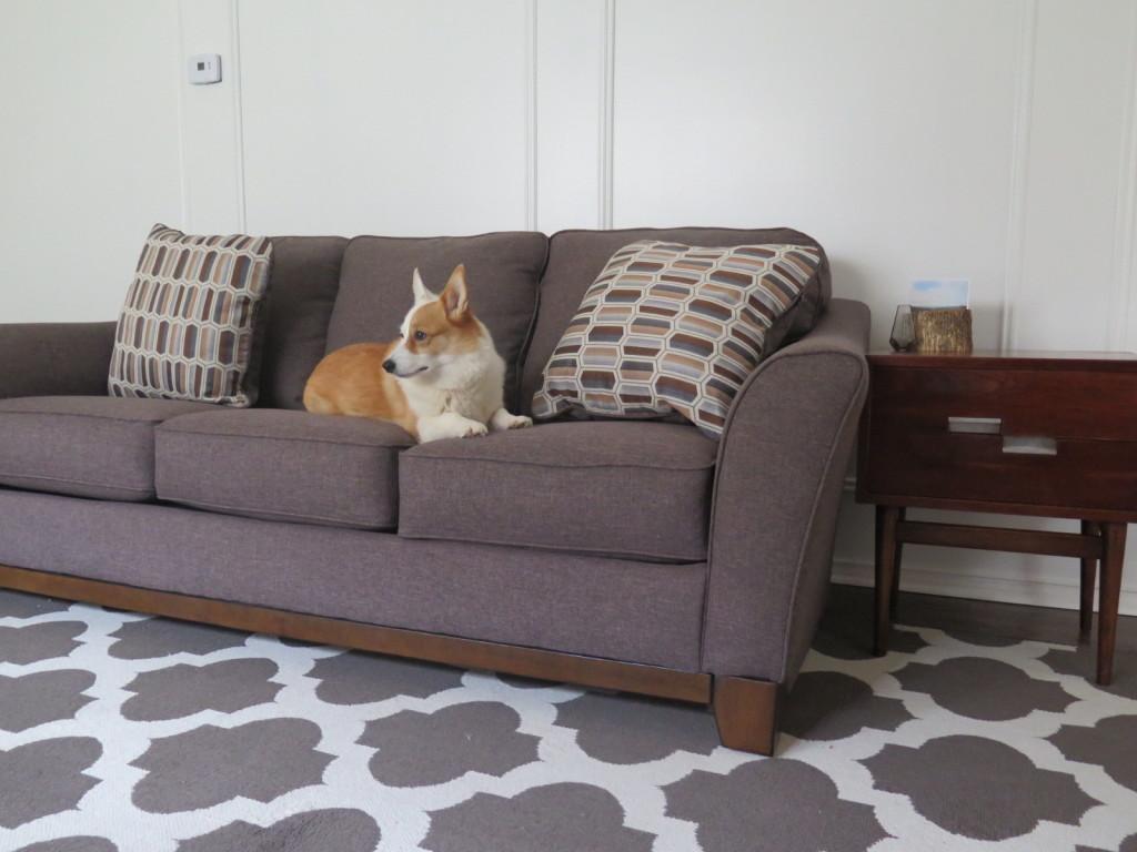 Nebraska Furniture Mart Living Room Sets Janley Sofa In Slate Nebraska Furniture Mart