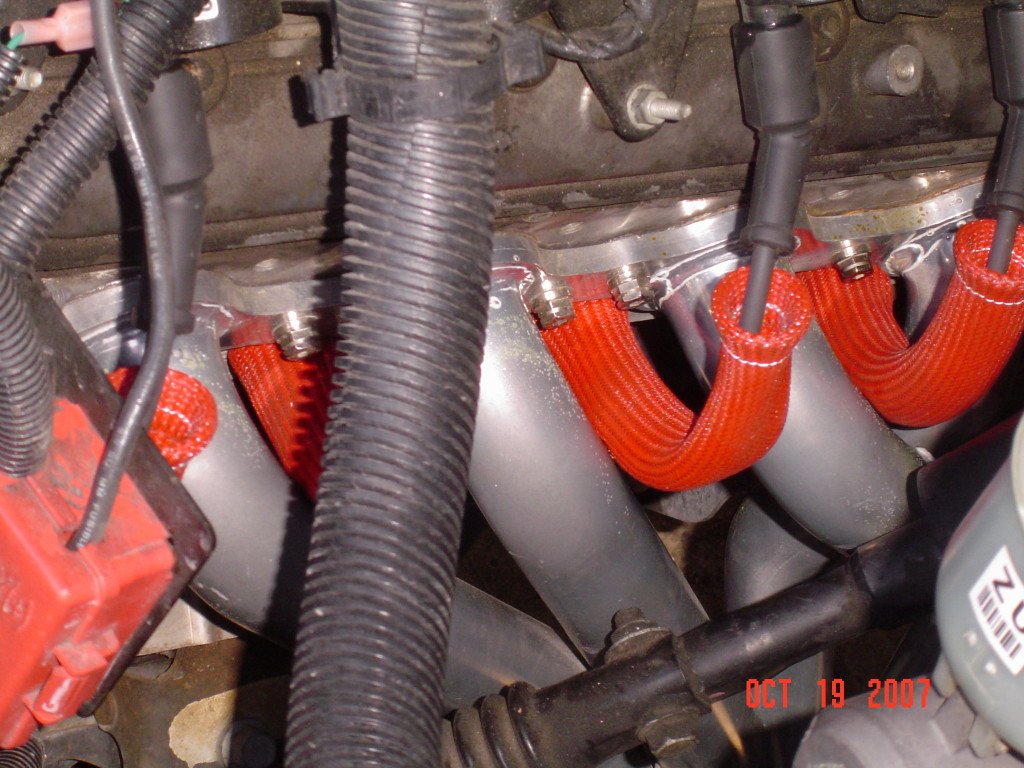 Insulate Spark Plugs, Insultherm Spark Plug Boot Insulators, Spark ...
