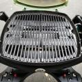 Grill plates are very easy to clean.