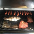 Redfish Tritip sausage links