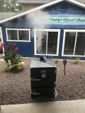 Backwoods Chubby 3400 Vertical Charcoal Smoker
