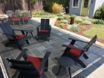 Emmet Lounge Chairs And Side Table