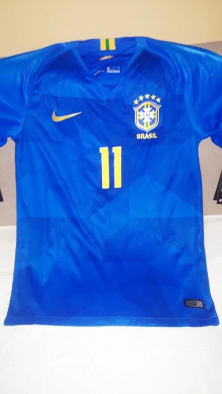 919524ee8e Camisa Nike Brasil II 2018 19 Torcedor Masculina