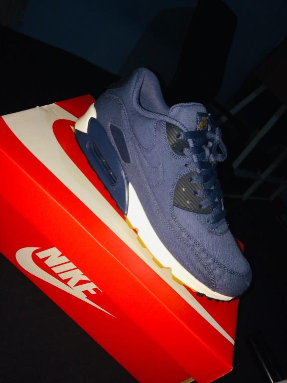Tênis Nike Air Max 90 TXT Masculino  7264474db22bf
