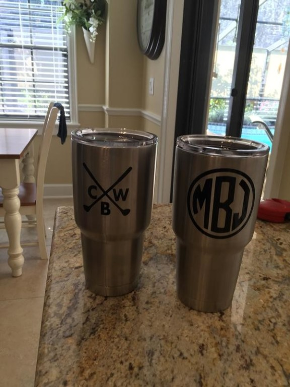 Our new Tumblers!!!