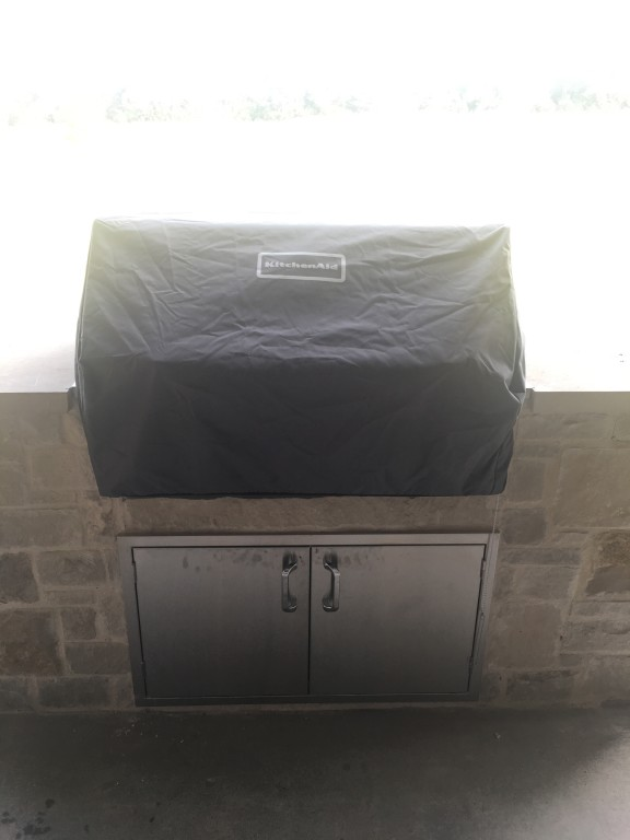 Kitchenaid Grill Cover For Built In Gas Grills Up To 40