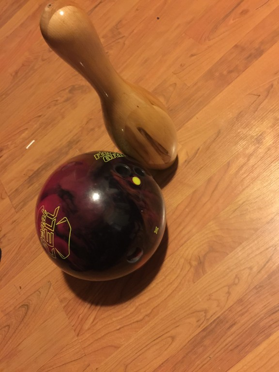 Customer Image (Right ball for the right condition.)