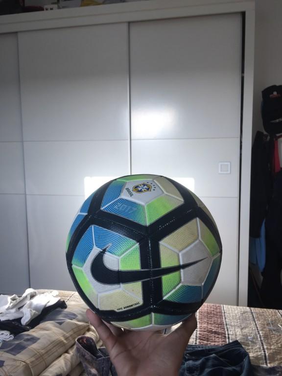 710a85971e18d Bola Nike Campeonato Brasileiro 2017 Strike Campo