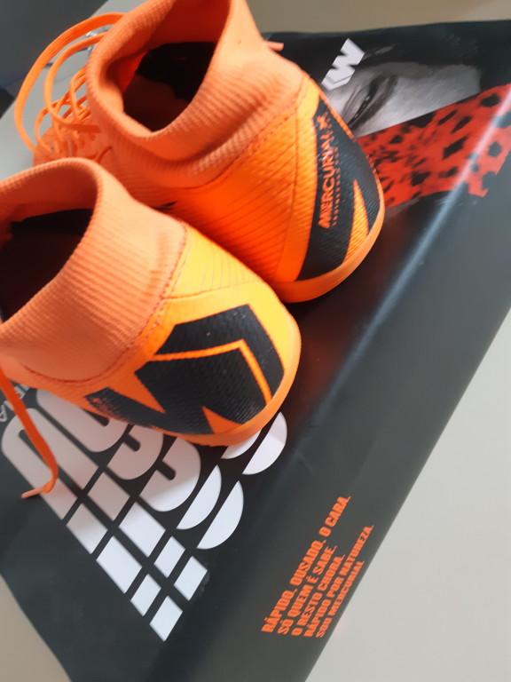 fef6740898 Chuteira Nike Mercurial Superfly VI Academy Futsal Unissex