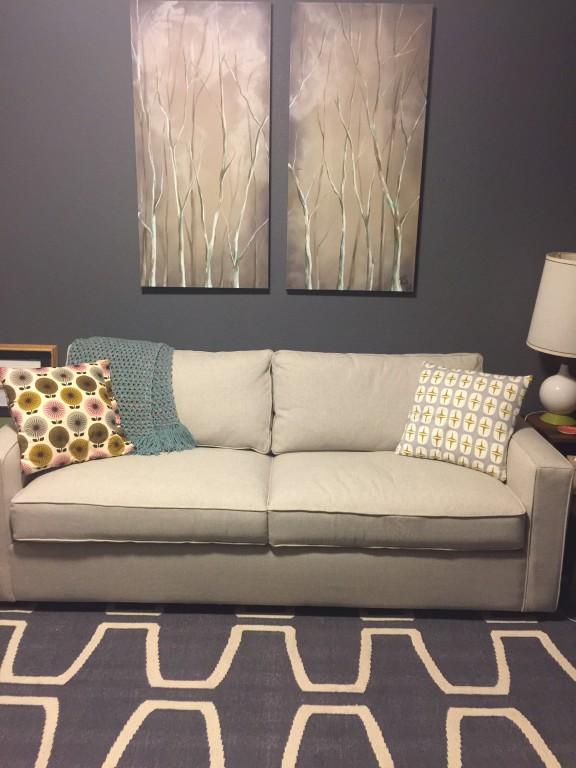 Living Room York york guest select sleeper sofa - modern sleeper sofas - modern