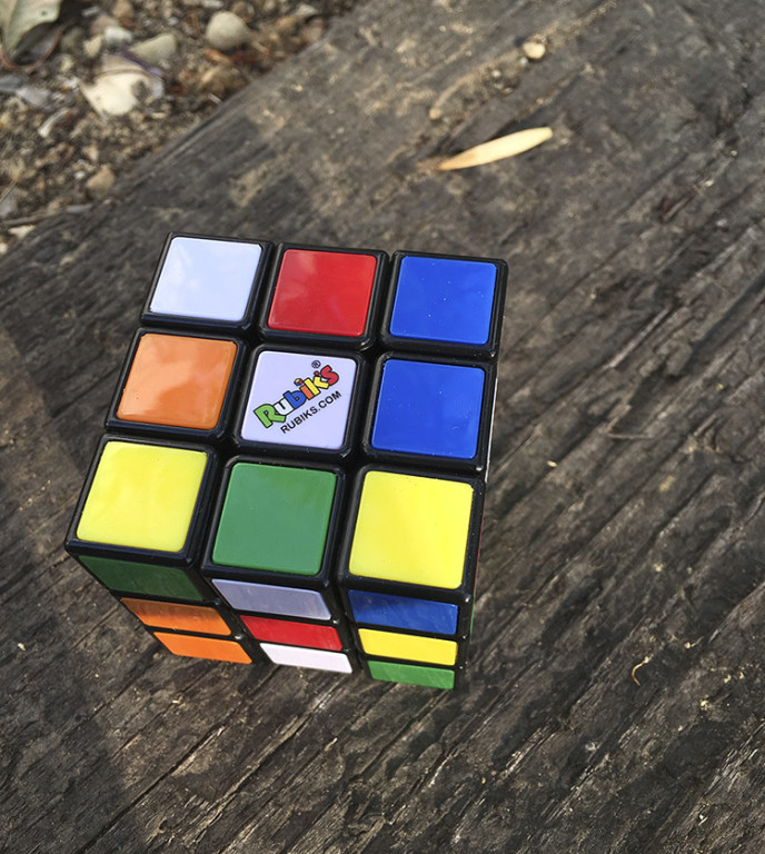 Hasbro A9312 Rubiks Cube Game