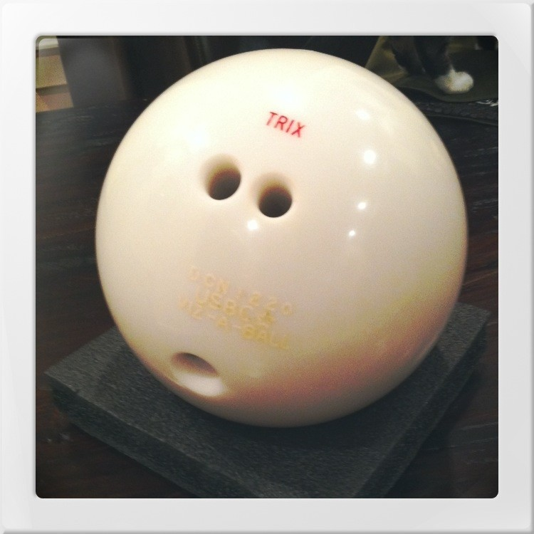 Customer Image (Trix's Ball - Is whiter in person)