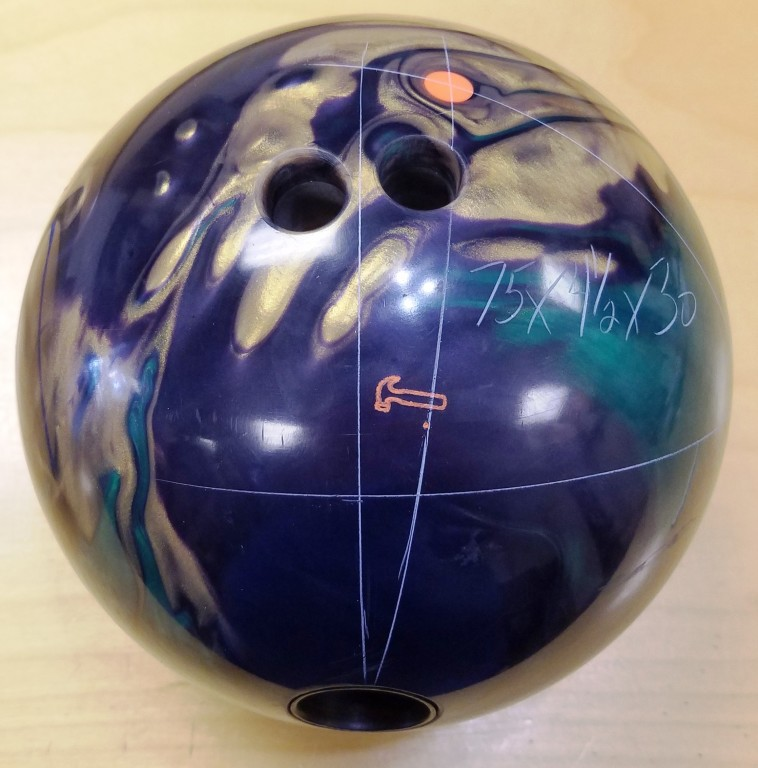 Customer Image (Ball Layout - 75 x 4 1/2 x 30)