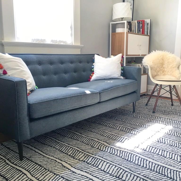 Holmes Sofas - Modern Sofas - Modern Living Room Furniture - Room ...