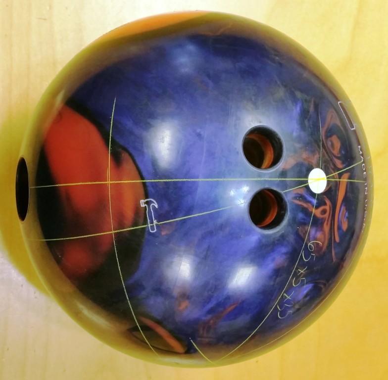 Customer Image (Ball Layout:  65 x 5 x 35)