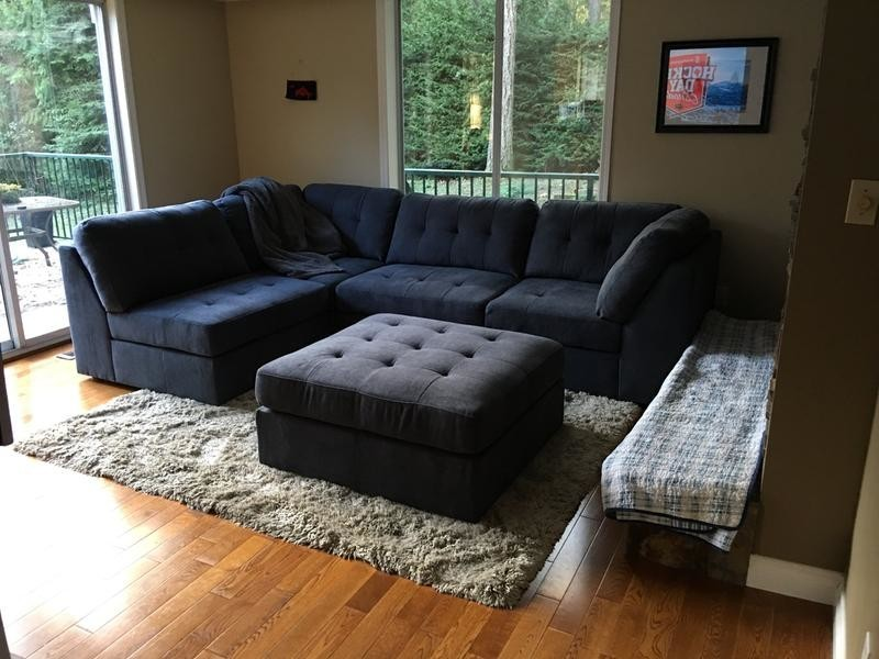 couch is awesome - Radley Sectional