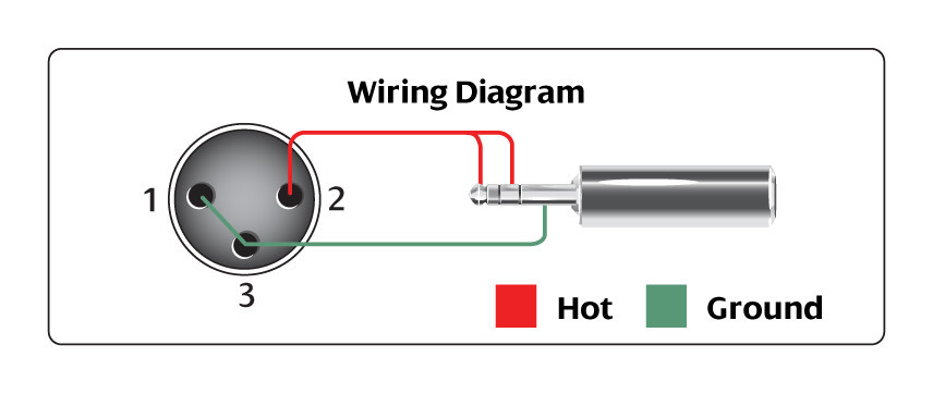 Microphone Wiring Diagrams Microphone Home Wiring Diagrams – Microphone Wiring Diagram