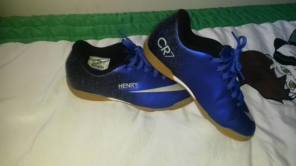 31f32e3136 ... Chuteira Nike Mercurial Vortex II CR FutsalQuadra Infantil 50% price  95fd2 6ff0b ...
