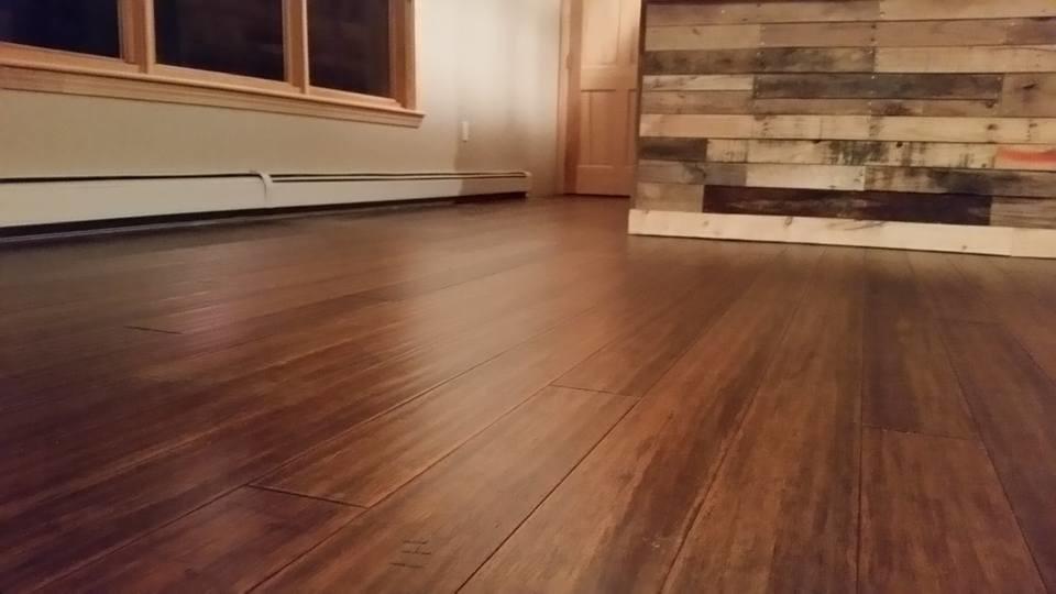 T X Multi Width 72 L Honey Bamboo Flooring Carpet Awsa 1 2 X 5 8 Distressed  Honey Strand Morning Star Xd Lumber Lumber Liquidators Bamboo Flooring